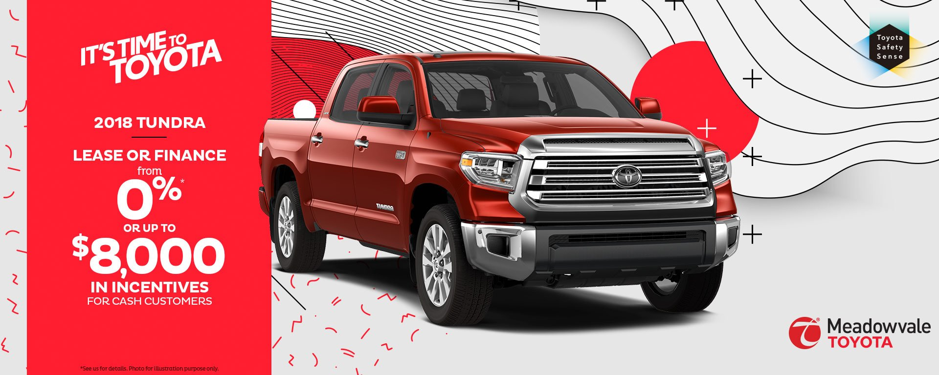 Clearout Event – 2018 Tundra