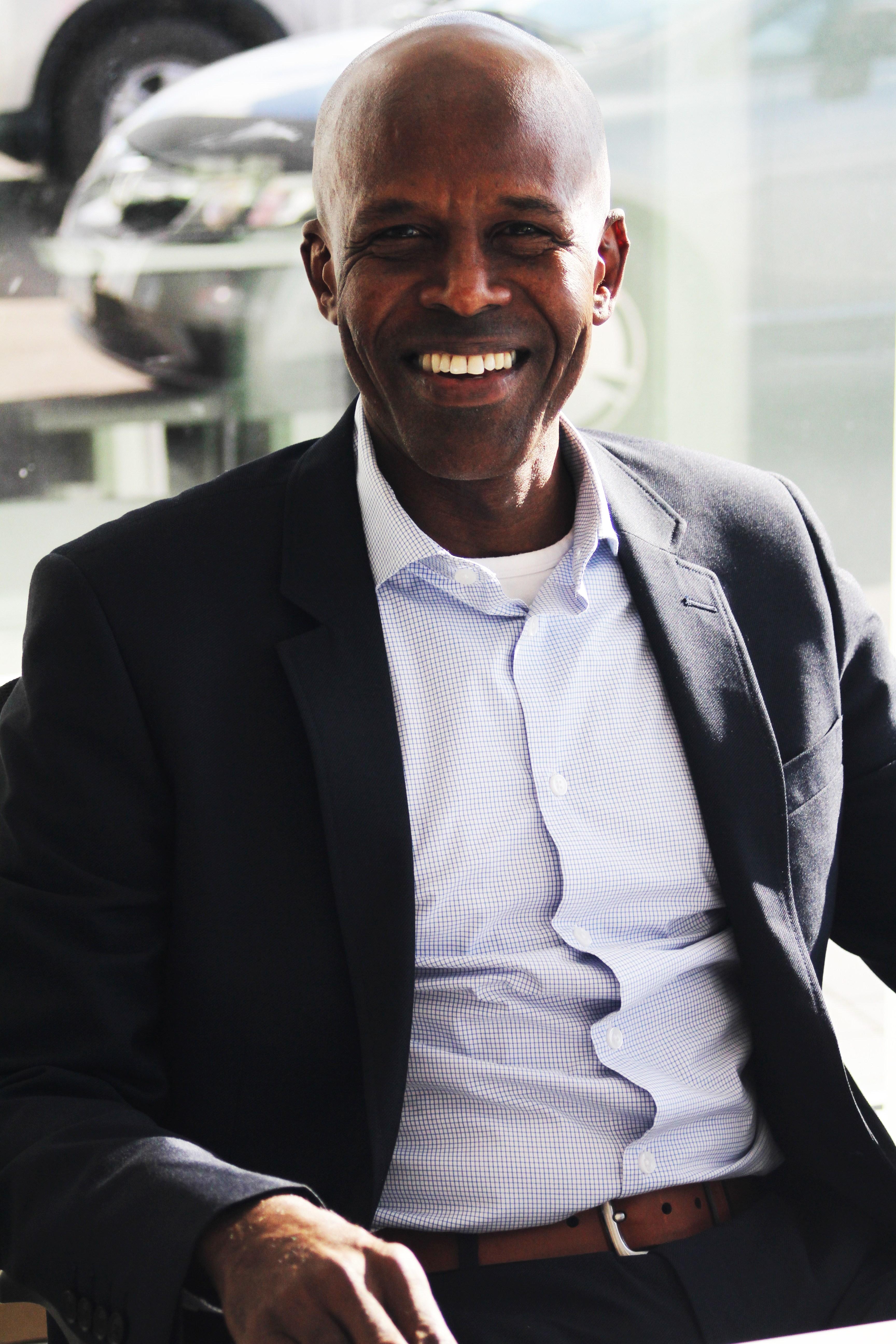 Solomon  Ali