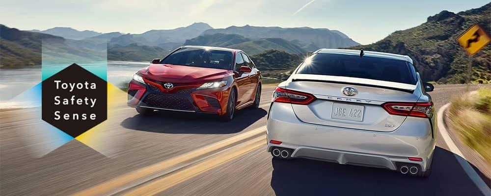 Toyota Safety Sense.