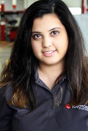 Zara Abbas